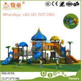 Parque de diversões ao ar livre do campo de jogos dos miúdos (MT/WOP-046B)