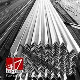 Comprimento de aço laminado a alta temperatura do padrão da barra de ângulo
