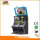 De nieuwe Gokautomaten van de Bonus van het Kabinet van het Gokken van Kenia van de Pot met Monitor en Drukknop