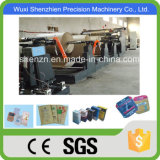 60-70 zakken/Min Automatische Lopende band van de Zak van het Document van het Cement