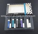 O PVC transparente e bela embalagem de cosméticos