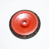 Proveedor de oro las cerdas del cepillo Stenter puro para el textil
