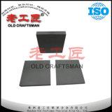 Hartmetall-Betragplatte der hohen Präzision vom Porzellan