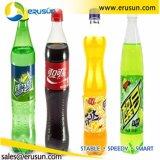 自動炭酸清涼飲料の充填機