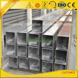 Fornitore di alluminio che fornisce ovale di alluminio d'anodizzazione/quadrato/rotondo/pianamente tubo