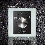 Lautstärkeregler-Schalter im Plastikumreiß-Rahmen (SK-AP2300VH; SK-AP2300VL)