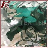 Тонкой текстурой 100% Organza шелковые ткани для одежды