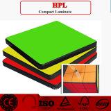 Revestimiento laminado de la pared de HPL/Compact
