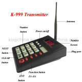 Wireless Restaurant Calling Set Fast and Good Vibration Coaster Pager