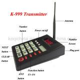 Wireless Restaurant Calling Set Rápido y bueno Vibration Coaster Pager