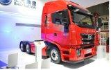 Carro pesado de Iveco Genlyon 6X4 con la tracción de la tonelada 80-100