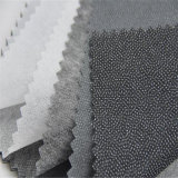 Scrivere tra riga e riga punteggiato fusibile non tessuto del poliestere del commercio all'ingrosso 100% per gli indumenti