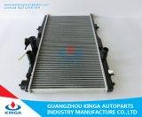 Radiatore dell'automobile per Toyota Vios'02 Mt con il certificato ISO9001, Ts16949