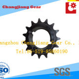 ANSI chimique Finition noire Taperlock Tooth Sprocket Wheel