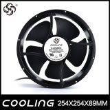 254 x 89 millimètres de 110V à C.A. de ventilateur de refroidissement axial à C.A. axial du ventilateur 220V