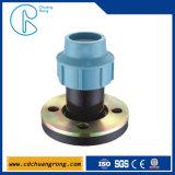 Raccord de couplage de compression PP de 20 mm pour l'eau