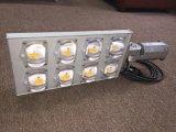 Manutenção da luz de inundação da rua do diodo emissor de luz de 60 watts baixa