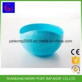 Plastic Mand van de Picknick van het Afvoerkanaal van het Wassen van rijst van pp de Materiële