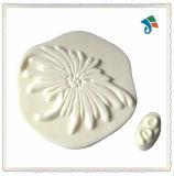 Bollo del fiore usato per la parete di stampa