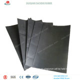Plástico preto Sheeting/LDPE Geomembrane do HDPE Geomembrane/
