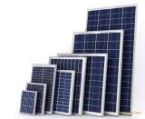 painel policristalino da célula solar 2017 50W com eficiência elevada