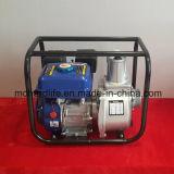 Pompe à eau avec de gros chinois 6.5HP moteur à essence
