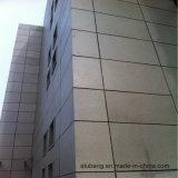 Variou colorea (PVDF) el panel compuesto de aluminio (ALB-027)