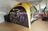 Hochdruck 4mx4m/5mx5m/6mx6m aufblasbares kampierendes Zelt für Partei