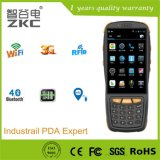 Corriere caldo PDA tenuto in mano di vendita 2017 con lo scanner NFC RFID del codice a barre 1d/2D