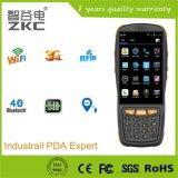 2017 1d/2DバーコードのスキャンナーNFC RFIDとの熱い販売の急使手持ち型PDA