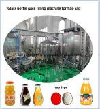 Máquina de rellenar condimentada completa de la bebida 3in1 de la bebida