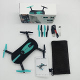Großdrohne Quadcopter der Jy018 faltbare WiFi des Steuer2.0 kamera-RC