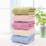 Выдвиженческая ванна гостиницы/домашних хлопка/пляж/полотенце стороны