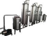 Machine de filtration d'eau RO Certification en acier inoxydable RO