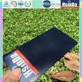 Черный порошок Ral 9005 покрывая термореактивное покрытие порошка краски