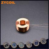 Alta Tensão da bobina da bobina de indução da bobina do indutor de cobre