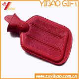 Мешок горячей воды Customed силикона медведя высокотемпературный цветастый (YB-HR-31)