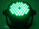 54X3w RGB 3in1는 LED 동위 빛을 방수 처리한다