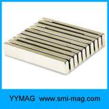 Blad het van uitstekende kwaliteit van de Magneet van het Neodymium van de Deklaag van het Zink voor Verkoop