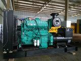 Cumminsのディーゼル機関によって動力を与えられる350kVA電気発電機