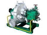 Citic 1MW de volta com a turbina de vapor de pressão da Caldeira de Biomassa