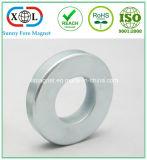 Galvanisiert, Ring-Magneten überziehend