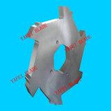 Lâmina de triturador de trituradores para granulados de granulação Reciclagem de plásticos
