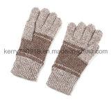 Перчатка способа ребенка теплая/связанная перчатка (DH-K111)