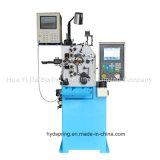 Máquina da mola de compressão de duas linhas centrais & de mola do CNC máquina automática
