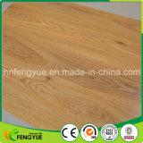 Plancher en bois de vinyle de vinyle d'OEM de plancher de luxe de PVC