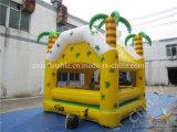 Bosque Tiger temático casa de la despedida inflable para los niños