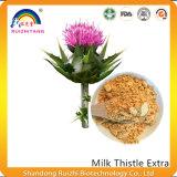 Extracto natural de cardo de leite puro para o cuidado do fígado