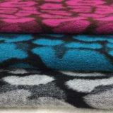Почищенная щеткой ткань шерстей жаккарда для шинели готовой