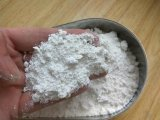 Глина порошка каолина белая для керамического, крася